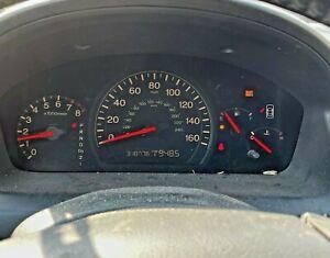 03-07 Honda Accord EX Gauge Cluster - Tach Speedometer - 2.4L A/T Sedan
