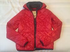 ABERCROMBIE & FITCH WOMEN'S PRIMALOFT HOODED PUFFER JACKET - SZ Extra Small
