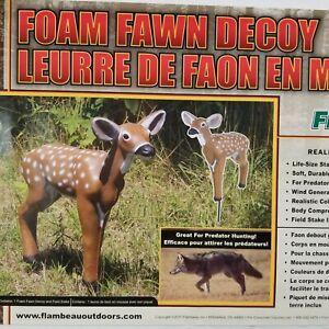 Predator - Flambeau Foam Fawn Decoy - NIB