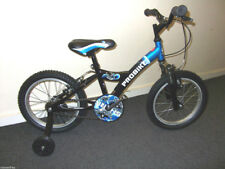 "New SHARK BOYS BIKE 16"" wheel with stabilisers, front suspension forks"