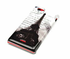 Housse F sony xperia j st26i Housse de protection Case Cover sac étui paris tour eiffel