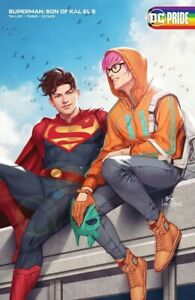 SUPERMAN SON OF KAL-EL #5 NM INHYUK LEE VARIANT JONATHAN KENT BISEXUAL DC COMICS
