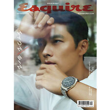 HyunBin ESQUIRE Korea Whole Magazine Sep 2019 K-DRAMA Star Tracking