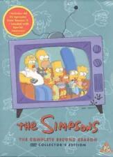 The Simpsons: Complete Season 2 DVD (2002) Dan Castellaneta