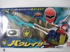 Abaranger DX BAKU LASER Power Rangers Dino Thunder aba laser Gun JAPAN IMPORT