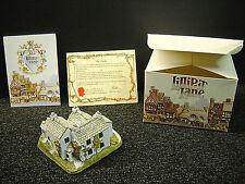 Lilliput Lane Dove Cottage From Miniature Masterpieces Nib & Deeds 1984