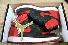 Nike Retro Jordan 1 High Bred Banned 2016 6.5Y GS