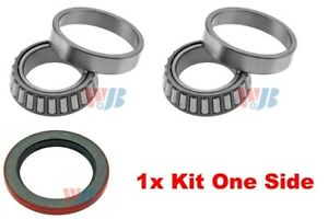 WHEEL BEARINGS AND SEAL KIT FORD DANA 50 OR 60 FRONT 4WD F-250 F-350 1979 1997