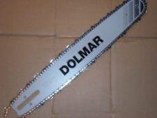 "Espada adecuado para dolmar ps6400 43 cm 3//8/"" 64 TG 1,5 mm raíl guía bar"