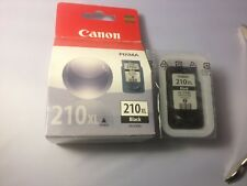 New Canon PG 210Xl Black Ink Cartridge