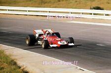 Clay Regazzoni Ferrari 312 B South African Grand Prix 1971 Photograph 2