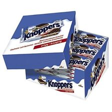 Knoppers Storck 25g Box of 24 Crispy Waffle Biscuit with Cream Filled
