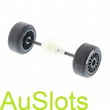 Scalextric W9932 McLaren 722 GT Rear Wheel Axle Assembly C3010 C3116 C3191 C3294