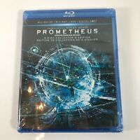 Prometheus 3D Blu-ray 3D Blu-ray DVD Digital  2012  4-Disc Collector's Edition