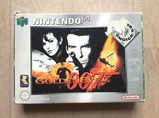 GoldenEye 007 Player's Choice Boîte - Nintendo 64 N64 - Complet - PAL - Bon Etat