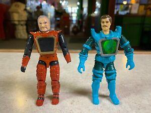 Vintage 1987 Hasbro VISIONARIES Figures  Accessories Weapons LOT