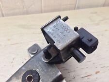 VW t4 valvola solenoide 701906283 ricircolo dei gas di scarico 2.5 TDI 5 CILINDRO VALVOLA