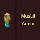 Hypixel Skyblock  Mastiff Armor (Full Set)>>> !!!Discount!!!