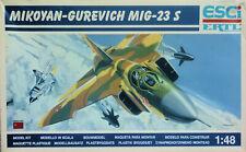 "ESCI 1:48 Mikoyan Gurevich MiG-23 ""Flogger""- S. Kit Nr. 4022"
