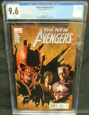 New Avengers #12 (2011) Deodato Jr. Cover CGC 9.6 White Pages B900