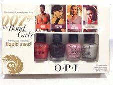Opi Nail Polish Hot Mini Collections Opi The Bond Girls Mini Pack Dc M09