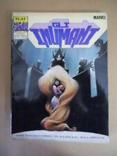 GLI INUMANI - Play Special n°3 1990 Marvel Play Press  [C81] - Discreto