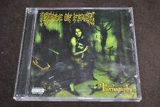 Cradle Of Filth - Thornography CD 2006 Roadrunner Canada