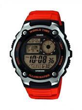 Casio Men's Brushed Wristwatches
