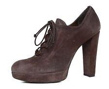 Stuart Weitzman Gray Women Shoe Size 10m Upstream Suede Boot #503