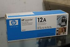 HP Q2612A (12A) BLACK Toner Cartridge for LaserJet 1010 / 3015 / 3050 - GENUINE