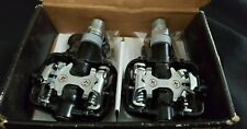 Wellgo WPD-800 Clipless Bicycle Pedals SPD, Black, WNS, New Open Box