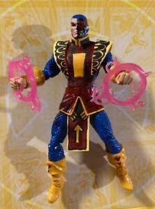 Marvel legends custom JACK OF HEARTS - Captain Black Widow Spider Iron man