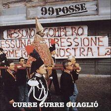 99 POSSE - CURRE CURRE GUAGLIO' - CD  NUOVO