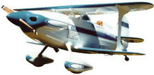 Giant 1/3 Scale Knight Twister Aerobatic Biplane Plans,Templates, Instructions