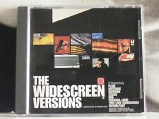 THE WIDESCREEN VERSIONS CD LIKE NEW PLAID AUTECHRE KLUTE