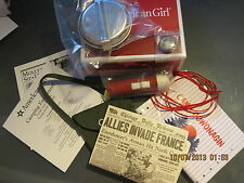 American Girl Molly's Camping Equipment RETIRED New in Box NIB Emily also