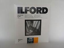 ILFORD MGIV RC DELUXE 8x10 SATIN 25 DARKROOM PAPER