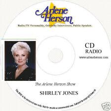Shirley Jones Interview five segments 30 minutes CD
