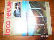 * Loco Revue n°443 BB 9200 en N Autorail VH Faire 140.A