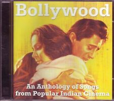 Bollywood Anthology of Songs from Popular Indian Cinema 2-CD Silva Screen