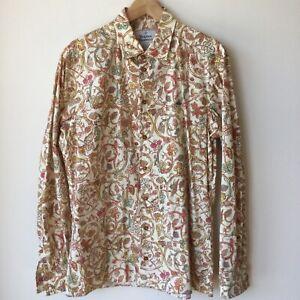 Vivienne Westwood Man Shirt Size Xl