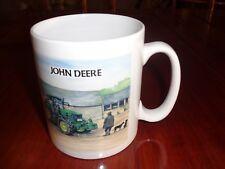 Norfolk China Ceramic Mug JOHN DEERE By SUE PODBERY #2