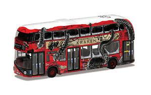 Corgi OM46638B Wrightbus New Routemasterrelease the Kraken- Special Edition Rout