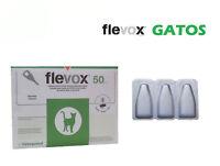 Pipetas para Gatos Anti Pulgas y Garrapatas (Fipronilo) FLEVOX 0,50 ml