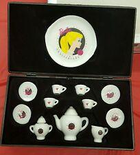 Vintage Barbie Anniversary Tea Set