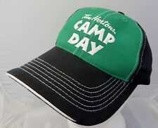 Tim Hortons Camp Day  baseball cap hat adjustable v Send a Kid to Camp coffee
