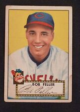 1952 Topps #88 Bob Feller - Cleveland Indians