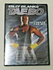 Billy Blanks Taebo, Ultimate Tae Bo, Dvd, Brand New Sealed! Free Shipping!
