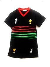 Tenues et ensembles noirs en polyester pour garçon de 2 à 16 ans