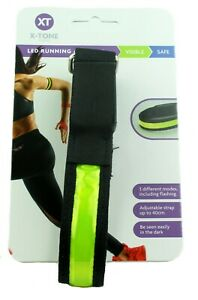Reflective Belt/strap Snap Wrap Arm Band Belt Shine Armbrands